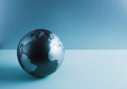 InterNations Expat Network: Globe Symbol for Team News