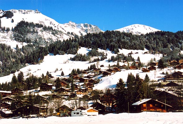 InterNations Expat Event Switzerland Les Diablerets