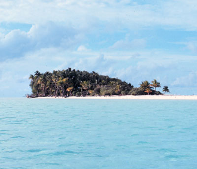 Expat life can be like life on a desert island