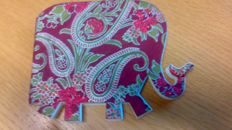 InterNations Expat Blog Sparkly Elephant Pic 1