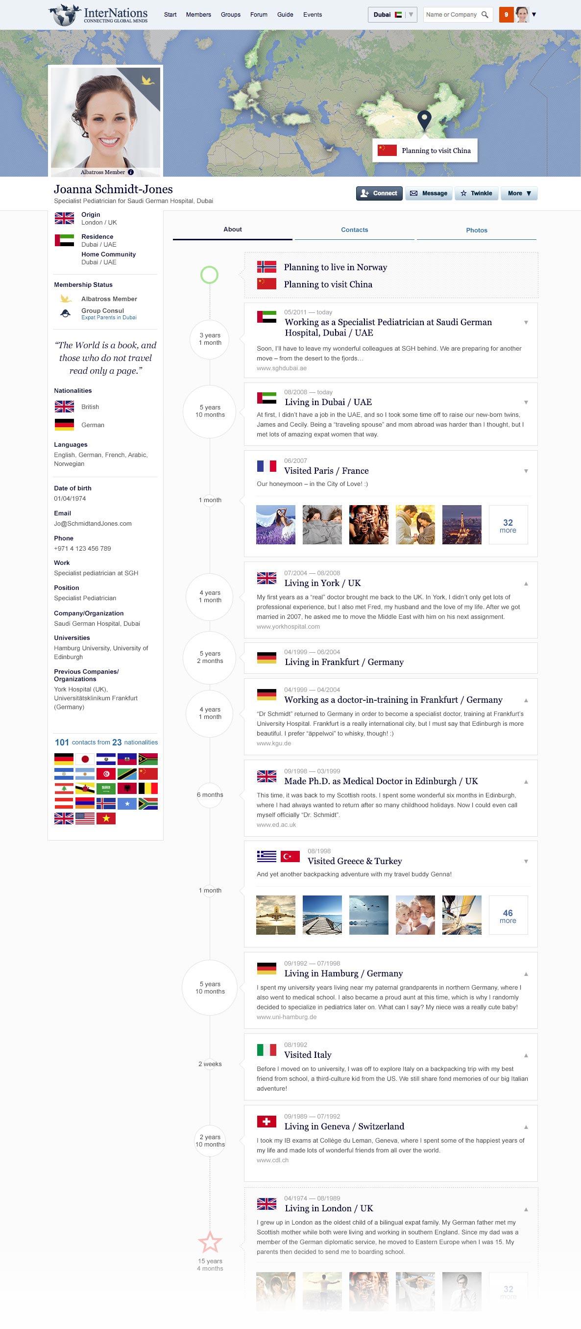 InterNations Relaunch New Profile Joanna Final