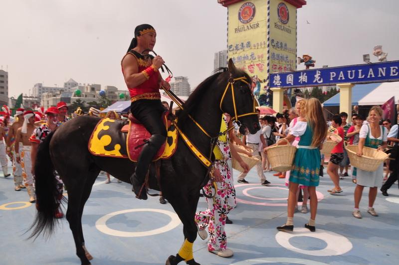 Qingdao International Beer Festival