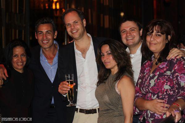 InterNations London Birthday Celebrations