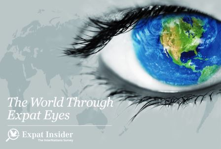 Expat Insider Main Visual