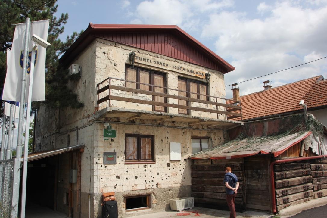 InterNations Expat Blog_Founder's Diary Sarajevo Pic 7