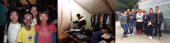 Refugeesklein