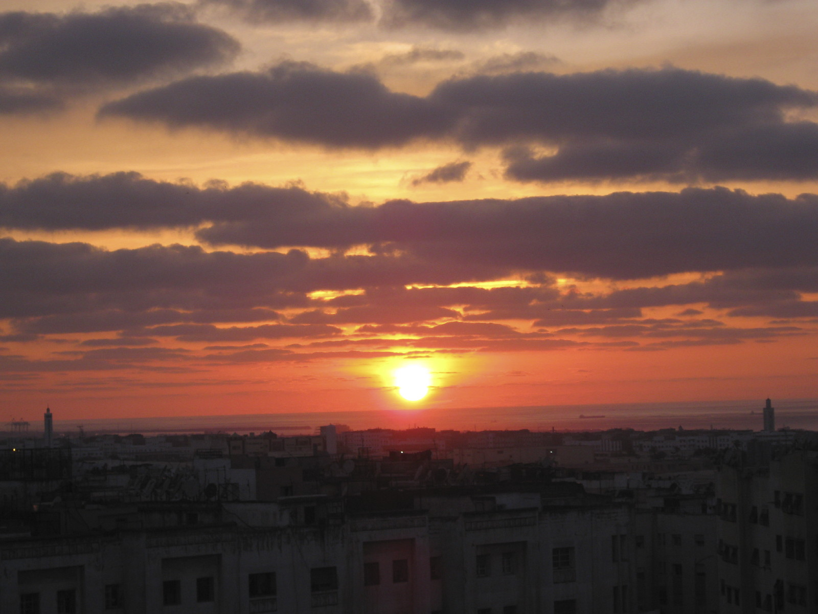 Get 2016 Started_Casablanca Sunset