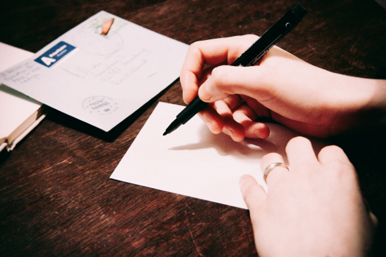 mindful letter