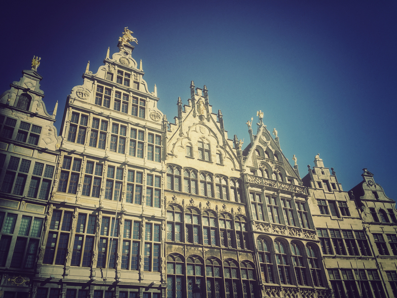 old town of antwerp