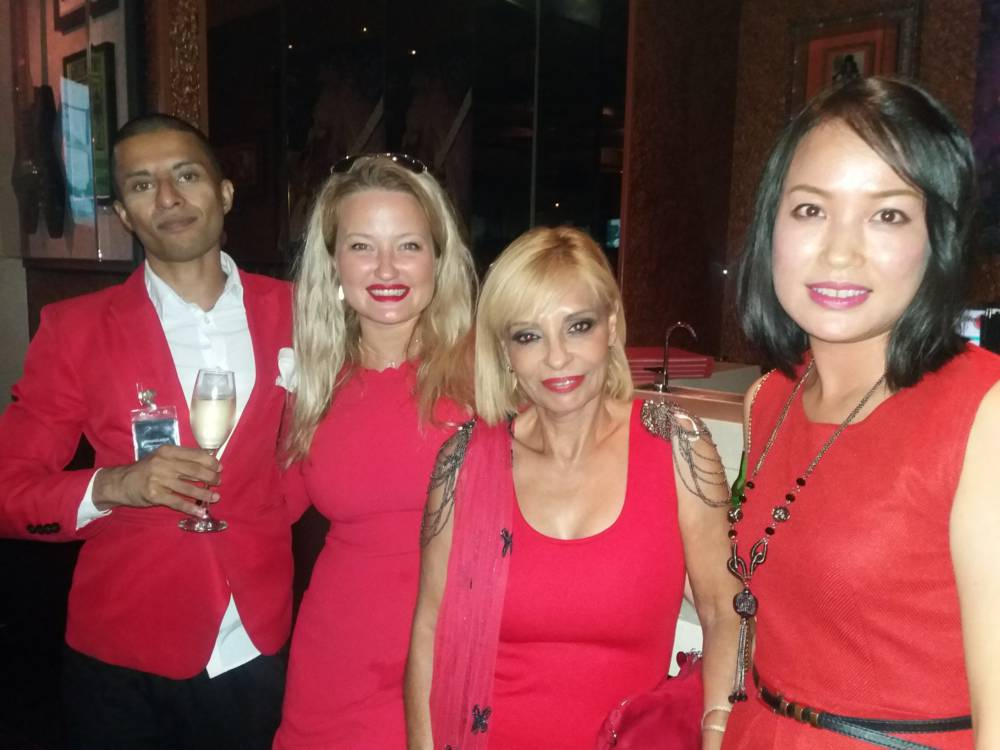 Red Party in Sydney