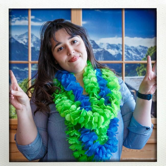 Behind the Scenes: Stefania's Internship Experience