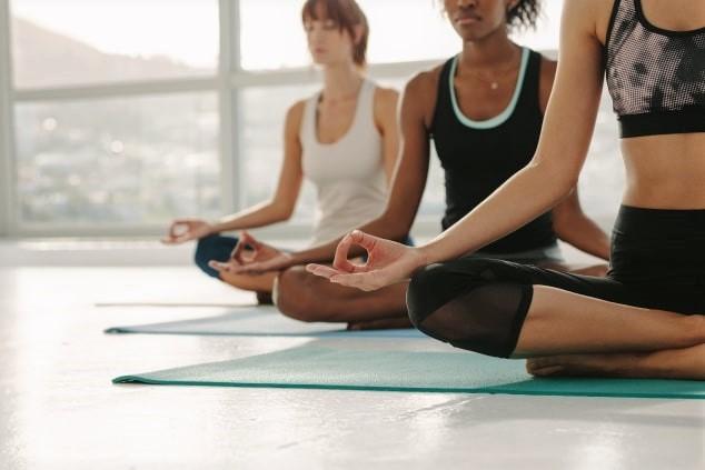 Perks of the Job: Yoga at InterNations